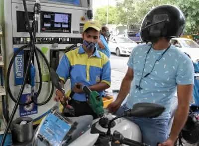 Oil marketing companies ने छठे दिन भी ईंधन मूल्य नहीं किया बदलाव
