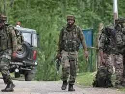 Pulwamaजम्मू-कश्मीर के पुलवामा में जैश-ए-मोहम्मद का शीर्ष आतंकवादी कमांडर ढेर