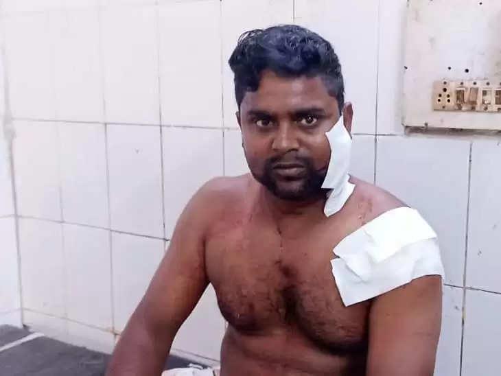 Jamshedpur जमशेदपुर के युवक पर हमला, जाने कारण